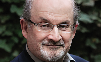 Rushdie's Colliding Worlds