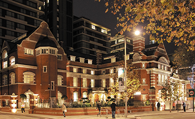 The LaLit spreads its wings, launches luxury boutique hotel in London