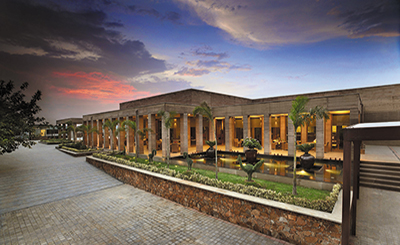 The LaLiT Mangar: An Experiential Retreat
