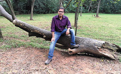 Art isn't about truth at all, but without it we'd be lost: Anil Menon