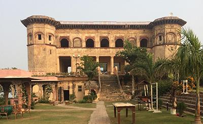 Tijara Fort-Palace: History gets a fresh lease of life