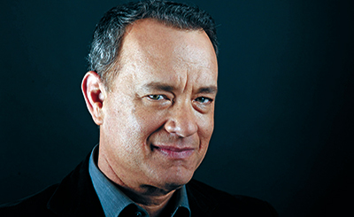 Tom Hanks' book of stories out in October