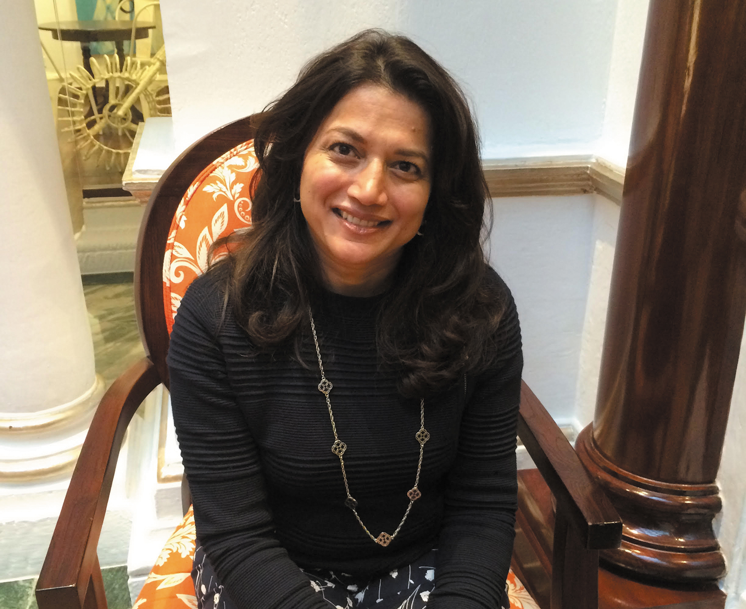 We provide the publisher a tailored approach to each and every market: Chitra Bopardikar