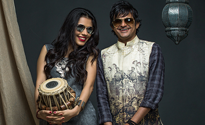 We try to make entertaining songs and people connect: Maati Baani