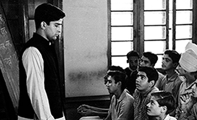 A Collaboration: Shashi Kapoor, Merchant-Ivory & Ruth Jhabvala