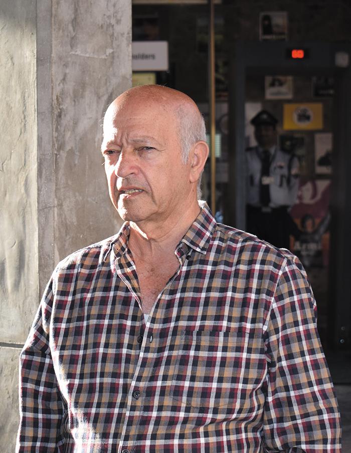 World Cinema: Israel's master of mise en scene
