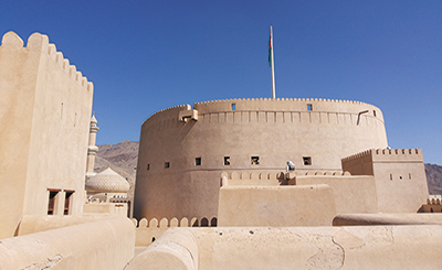 Nizwa: A world apart