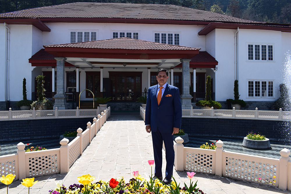 LaLiT Grand Palace is a home away from home: Vipin Singhal