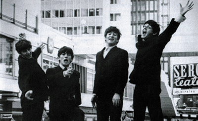 On Song: 29 luminaries on Beatles