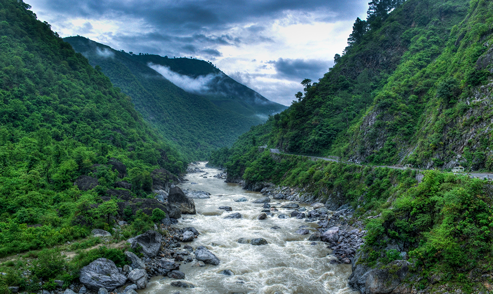 In The Shadow Of The Devi Kumaon: An extract