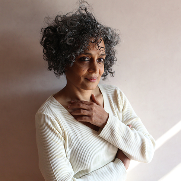 Arundhati  Roy and Her Suicidal Mission: A Conspiracy Theory