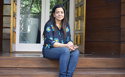 Surina Narula: A window to the world
