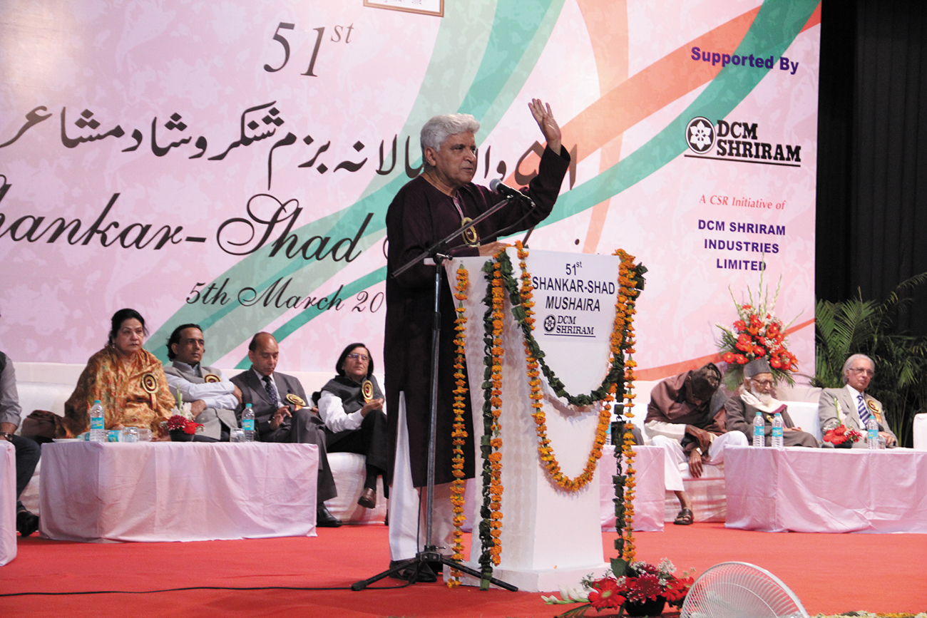 52nd Shankar-Shad Mushaira today; no poet from Pakistan invited