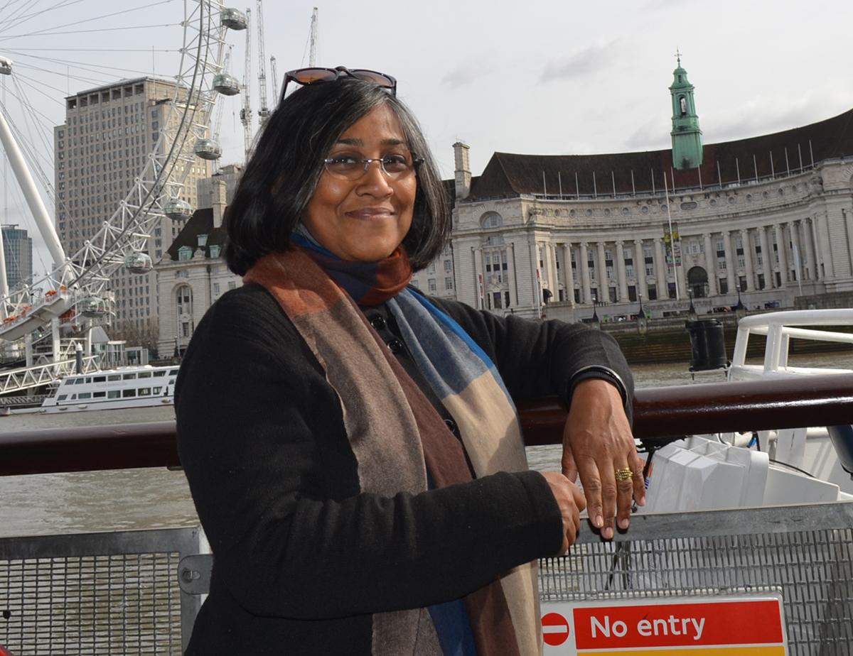 Swati Roy: No Child's Play