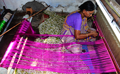 The weavers of Onnupuram
