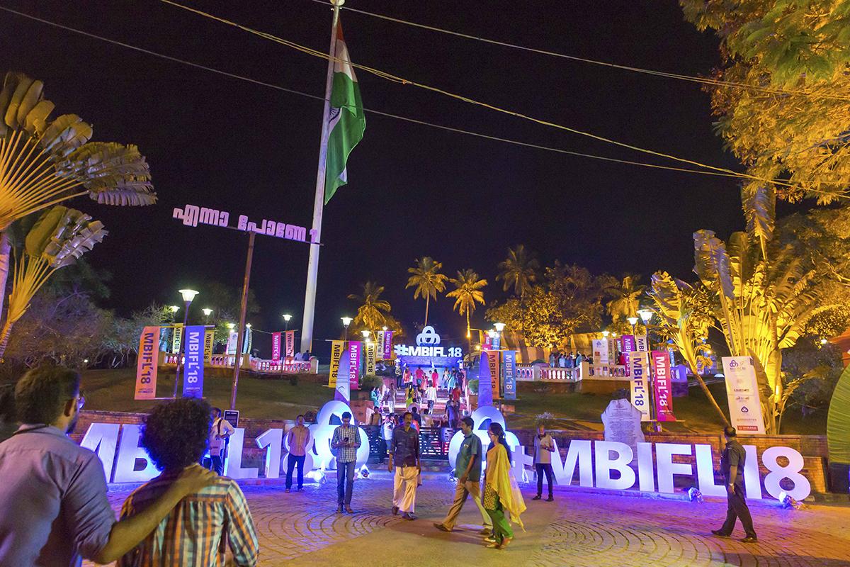Celebration of letters in Kerala