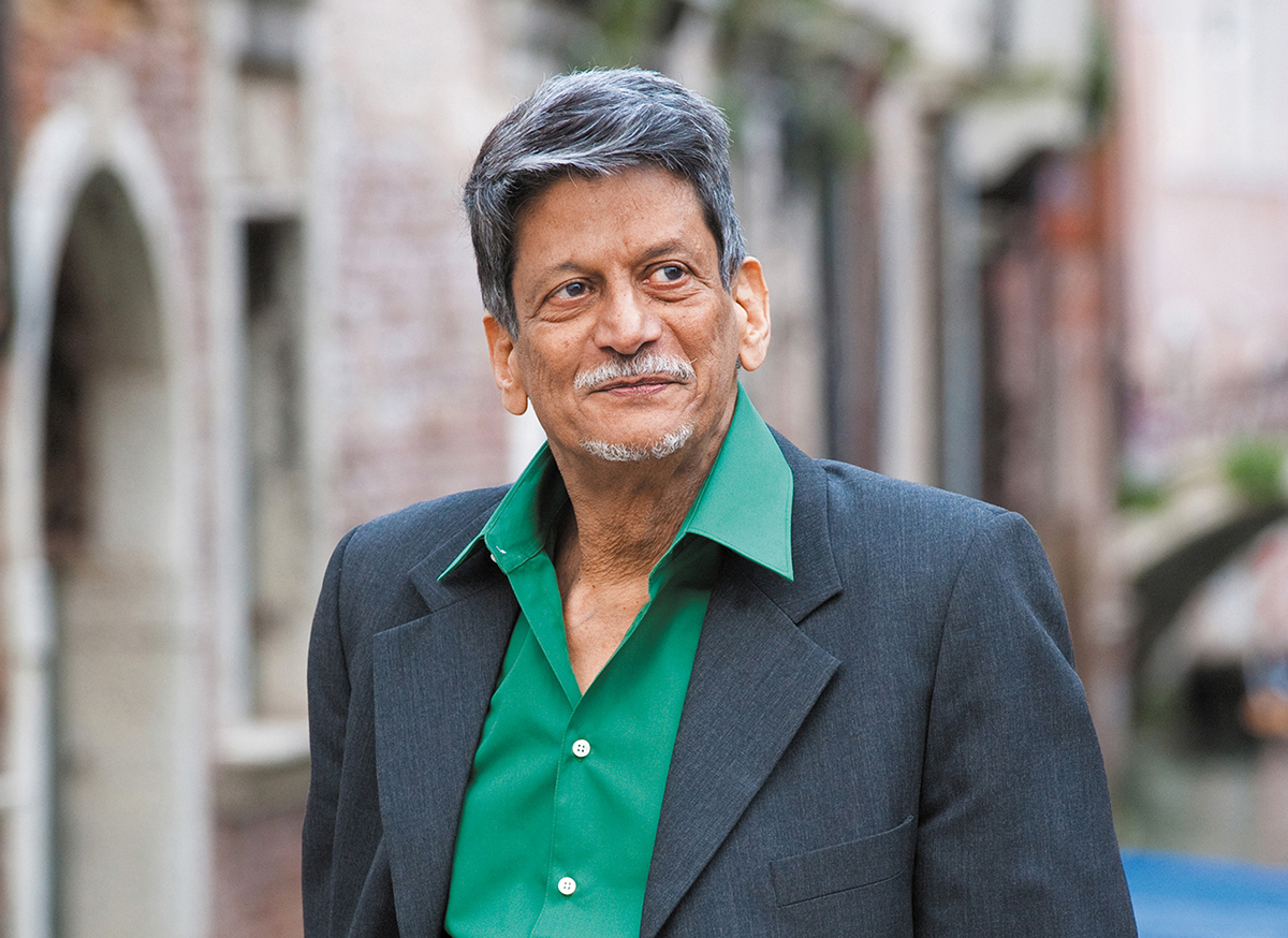 Kiran Nagarkar: Finding Humour in an Unfunny World