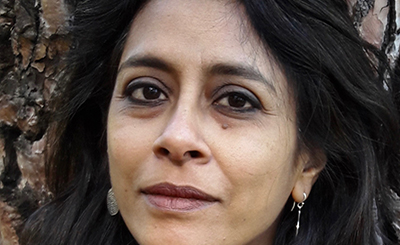 Anuradha Roy: Past forward