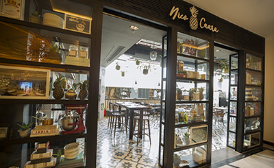 NicoCaara: A cafe for those with an island state of mind