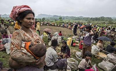 The Rohingya Exodus: A photo essay