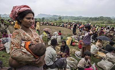 The Rohingya Exodus: A photo essay