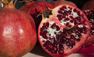 The Miracle of the Pomegranate and other poems