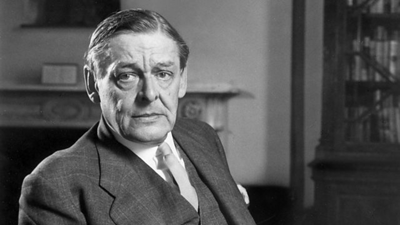Conversations with TS Eliot