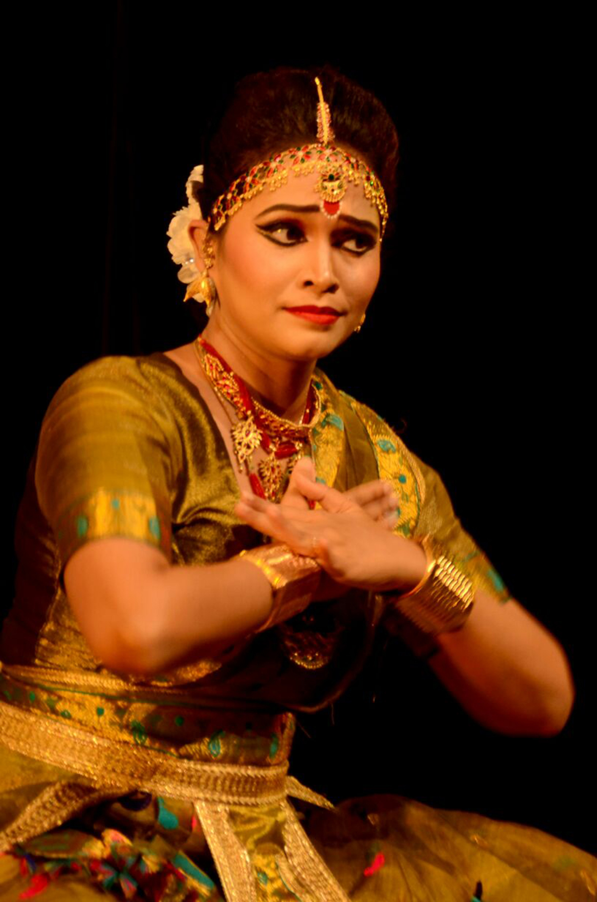 Sattriya: A dance dedicated to Vishnu