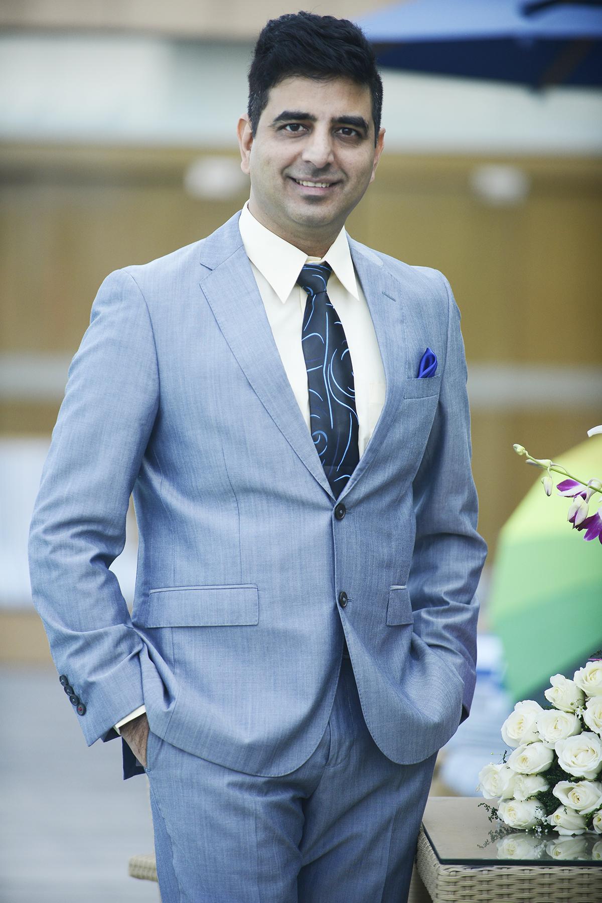 Paritosh Ladhani: The Luxe Factor