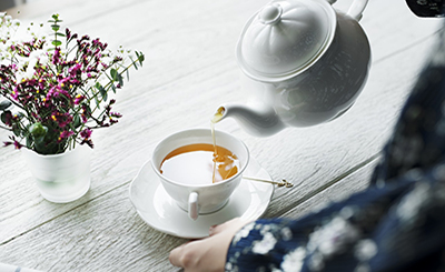 Teatime and other poems