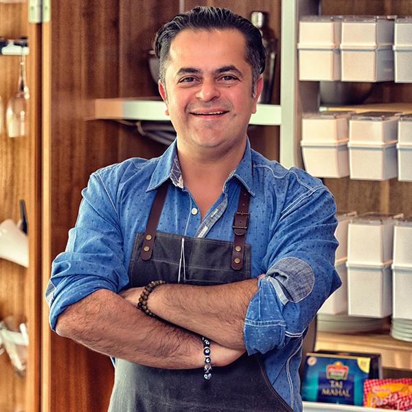 Chef Vicky Ratnani: The Tastemaker