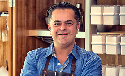 Chef Vicky Ratnani: The Tastemaker