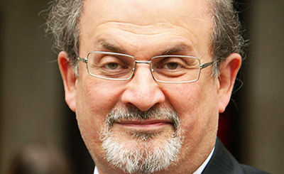 Salman Rushdie's Quichotte: A Hall of Mirrors