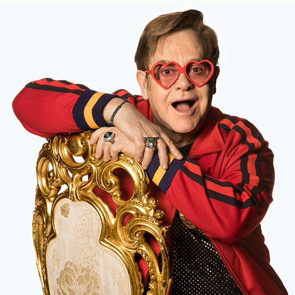 Elton John: My Gift is My Song
