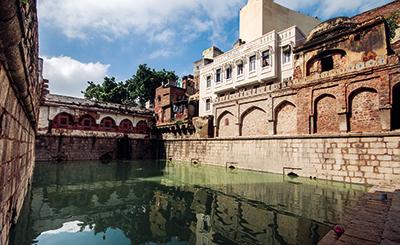 The Story of the Hazrat Nizam-ud Din Baoli