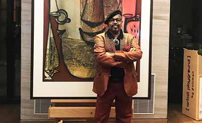 Paresh Maity: The Vocabulary of Art