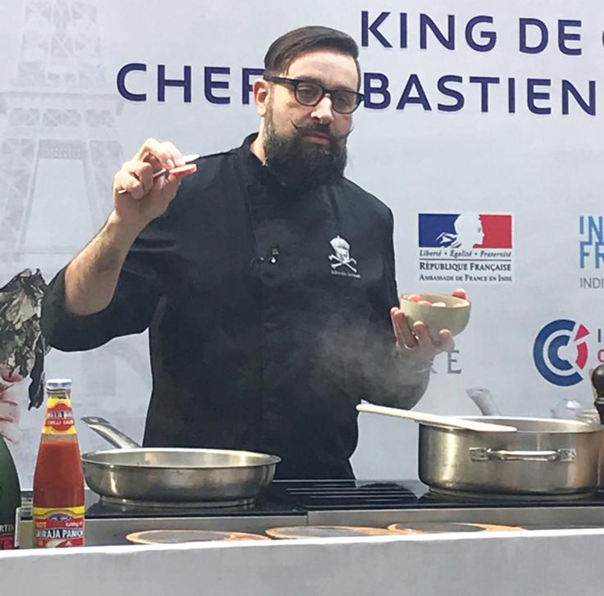 Chef Sébastien Kardinal: A Vegetarian Hedonist