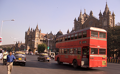 Odds and Ends: The Bus Rides of Bombay