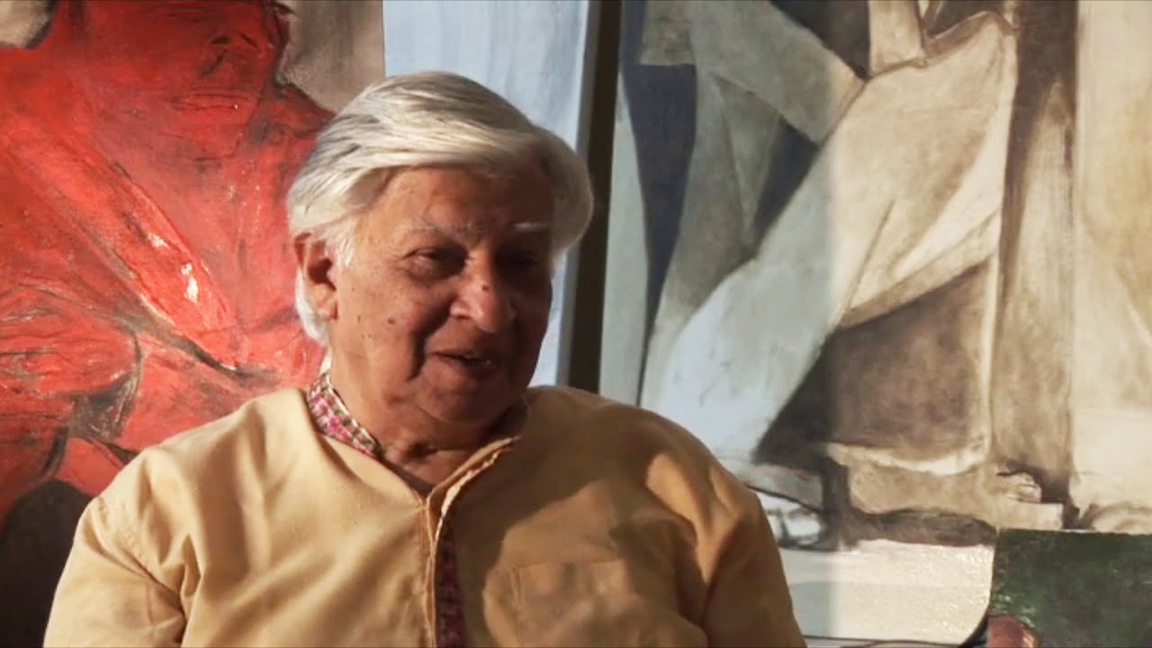 Krishen Khanna: A Life in Colours