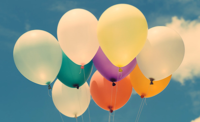 Odds and Ends: The Humble Balloon