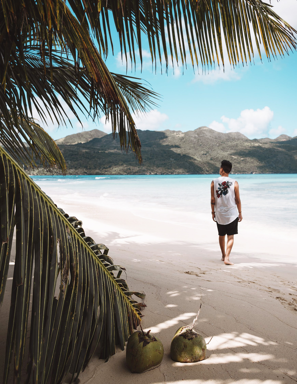 The Islander and Me and other poem