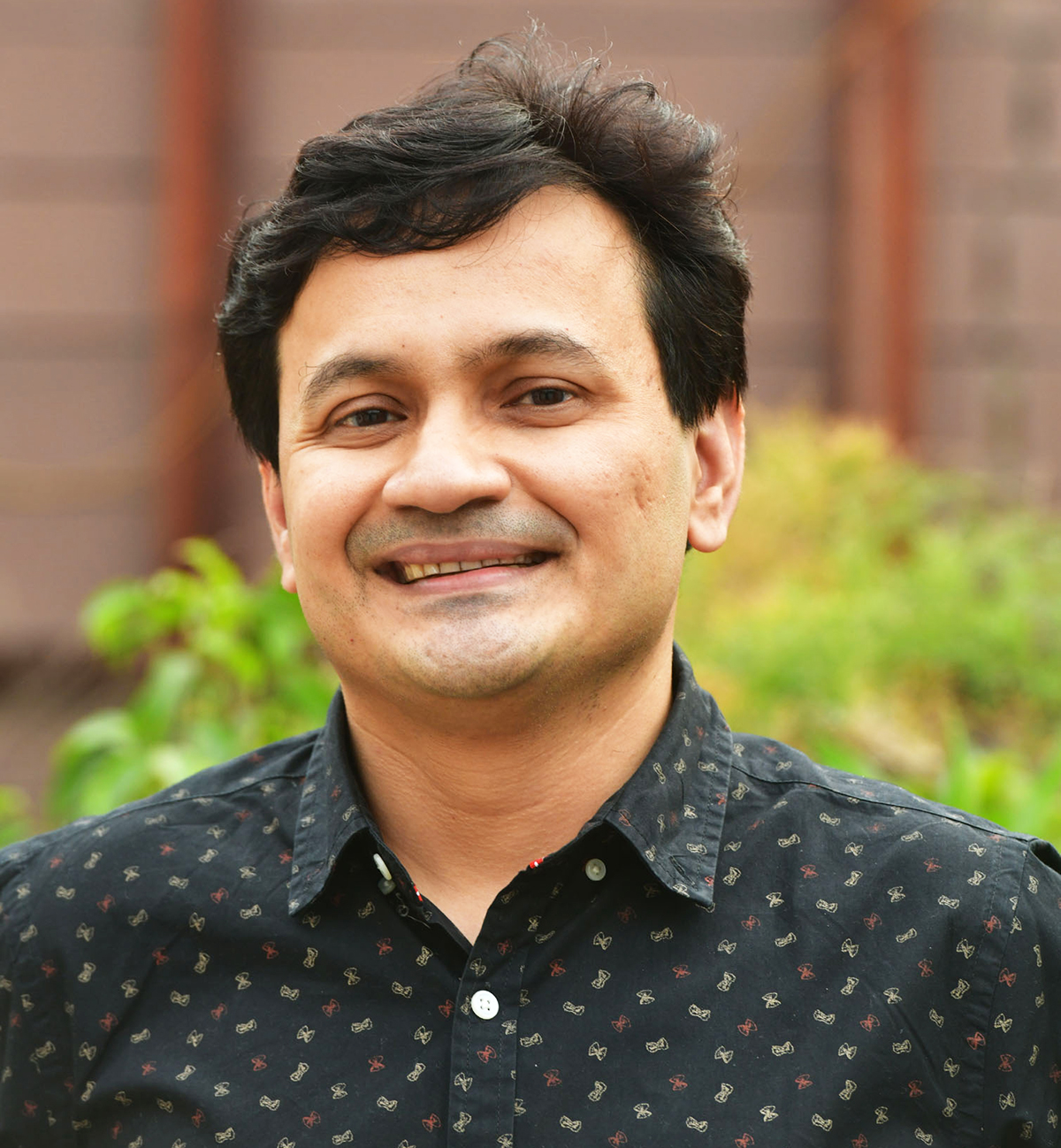 Saikat Majumdar: Scent and Sensibility