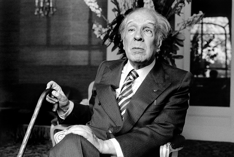 Conversations with Jorge Luis Borges