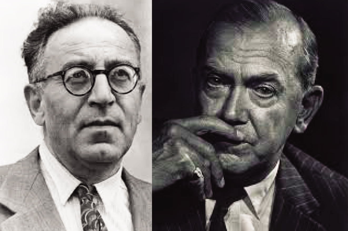 Vasily Grossman and Graham Greene: The Nature of Doubt