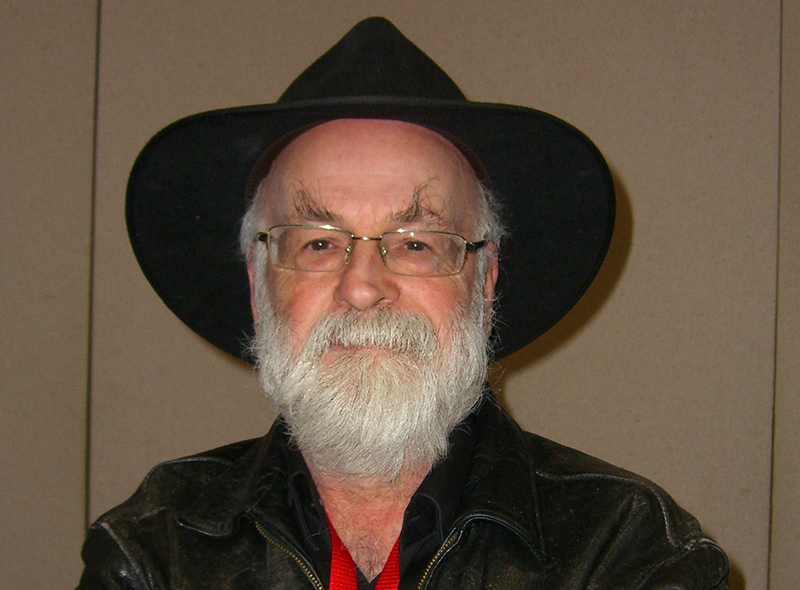 Terry Pratchett: Flight of Fantasy