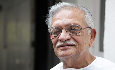The Gulzar Interview: Poetry in Notion