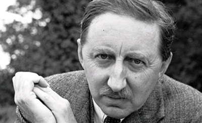 Don't forget to mention in your piece that I love India: E M Forster